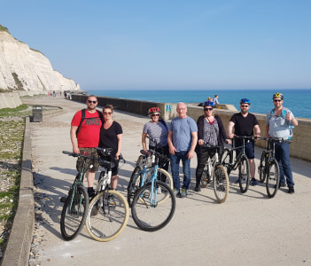 Brighton coastal ride