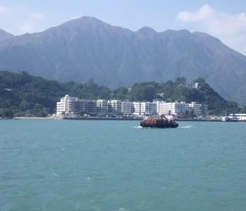 View of Mui Wo town
