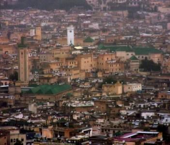 Paniramic of Fez