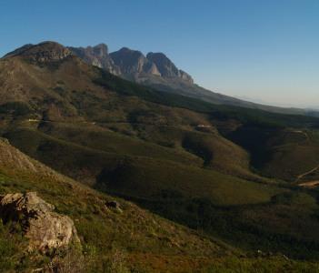 Ceres Hillside View