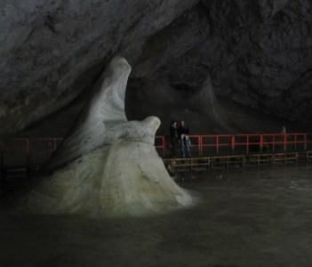 Scarisoara Ice Cave