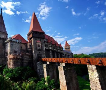 The Hunyad Castle