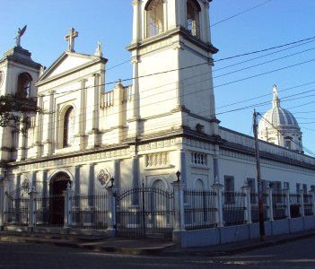 Iglesia de San Rafael del Norte
