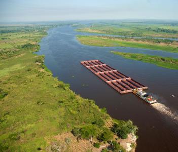 Paraguay River Corumba Mato Grosso do Sul Brazil