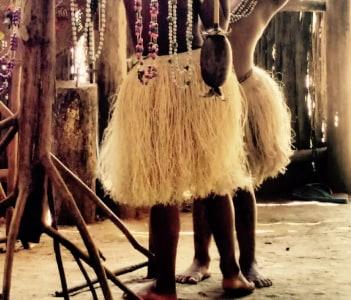 Native Dessana Tribe Children & Jewellery