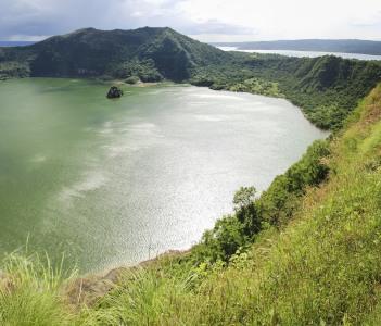 Tagaytay Crater Lake