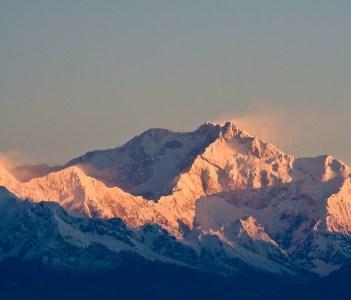Kangchenjunga, Himalayas