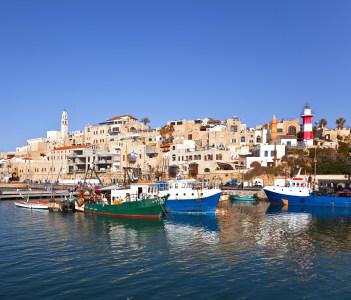 Old Port Jaffa