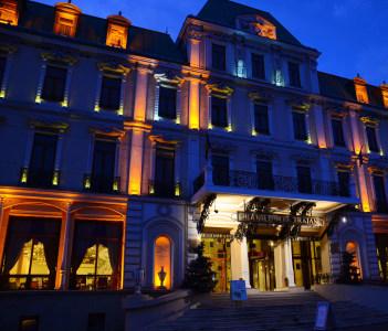 Hotel Traian, Iasi