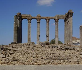 Roman Diana Temple