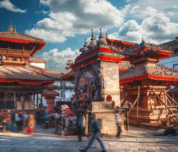 Patan Ancient city in Kathmandu Valley