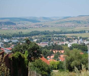 Targu Mures View