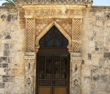 Jerusalem Doorway