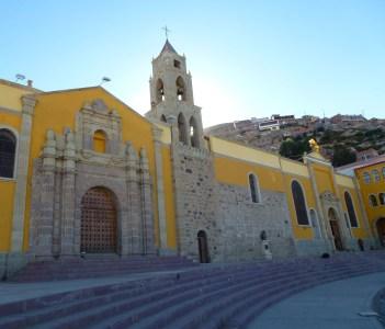 Santuario de la Virgen del Socavón, Oruro