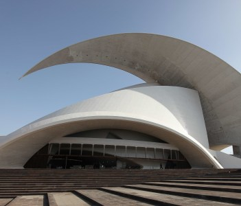 The Auditorio de Tenerife