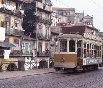 Trams de Porto