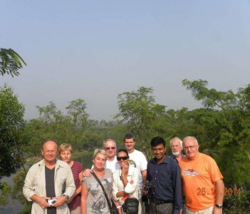 My Group tourist of Poland in Bangladesh