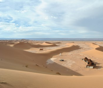 Erg Chegaga Desert