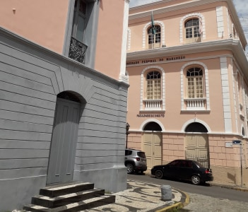The biggest group of historical architecture in Brazil