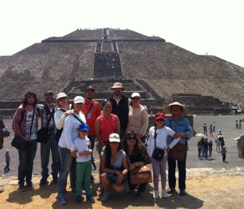 Discovering Teotihuacan