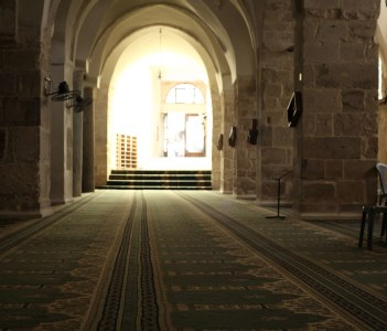 Mosque, Nablus