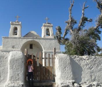 Iglesia San Francisco de Chiu Chiu