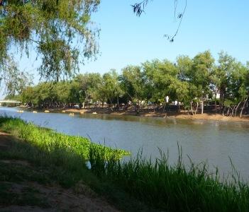 River in Culiacan