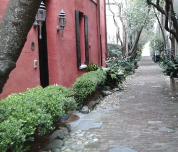 Philadephia Alley