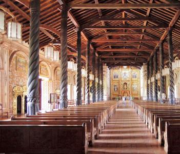 Bolivia Church