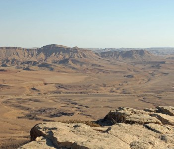 Ramon Crater, Negev Desert