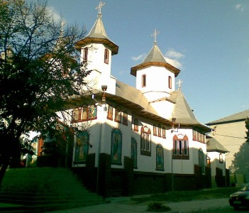 Church in Macin, Tulcea