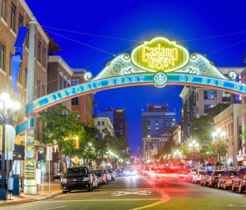 Gaslamp Downtown