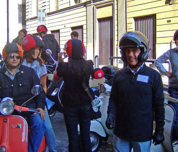 Ready for a Vespa Tour in Rome