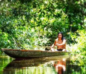 Orellana Boatman