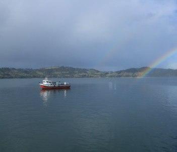 Castro City & Rainbow