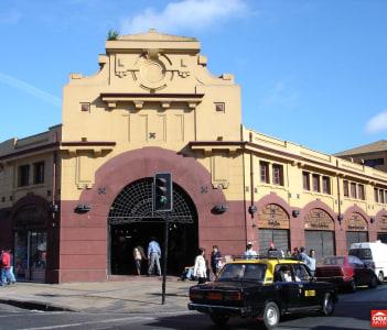 Mercado Municipal, Temuco