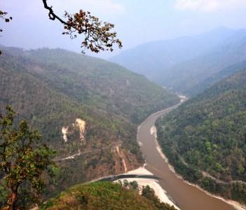 The River Teesta