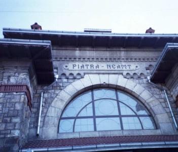 Piatra Neamț Station