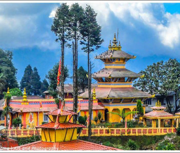Dhirdham temple