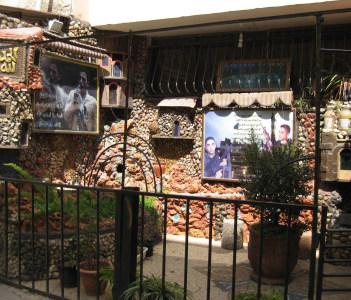 Memorial, Nablus