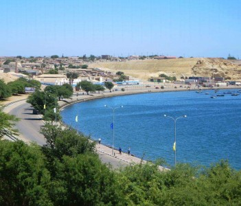 Namibe Waterfront