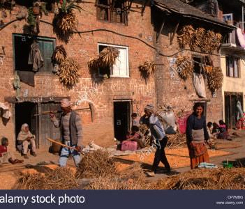 Bungamati Newari Village