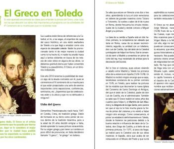 """Guide book """"Toledo hand-in-hand"""""""