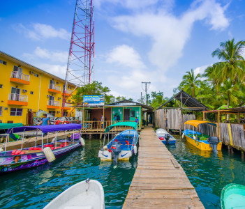 Bocas del Toro province of Panama