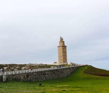 A Coruna Historical
