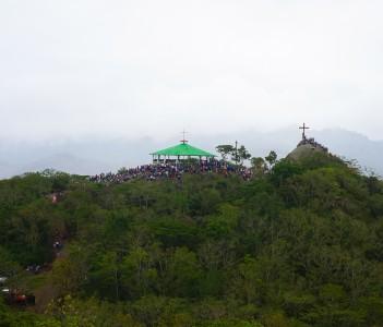 La Cruz Hill in Jinotega Nicaragua