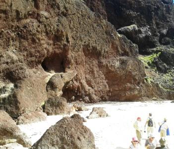 VEW OVAHE BEACH NEAR TO ANA KENA BEACH