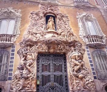 Palace Marqués de Dos Aguas