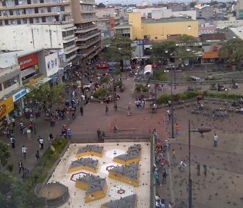 Plaza de Cultura