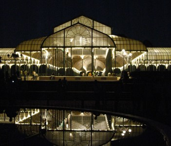 Glasshouse in all its glory